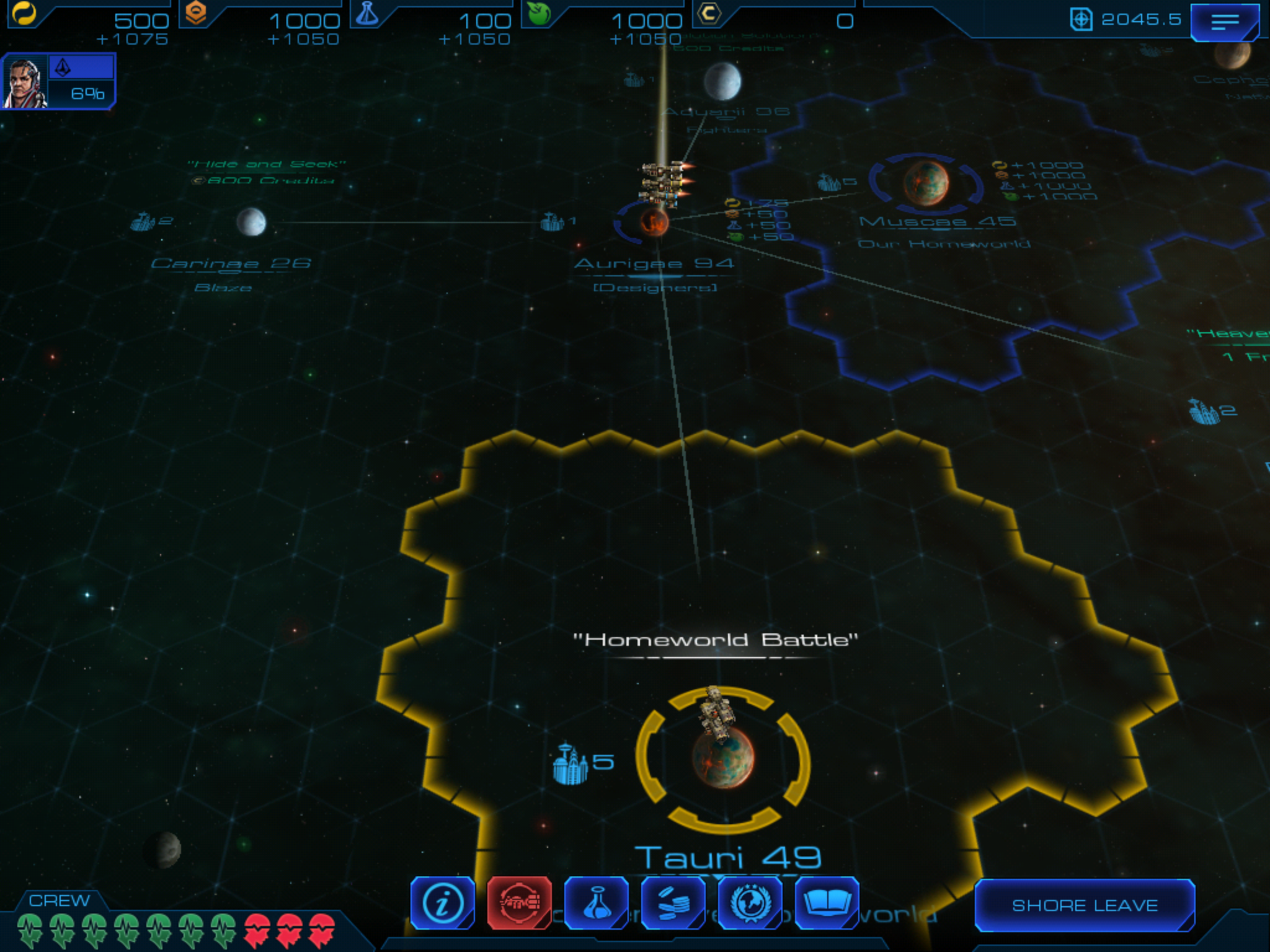 Top strategy game Sid Meier's Starships lands on iPad - day and date with the PC edition