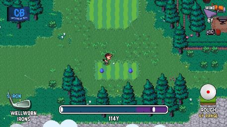 Golf Story review - A story worth golfing to?