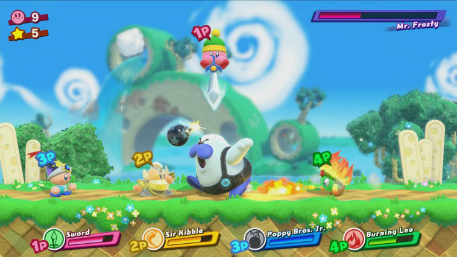 Kirby: Star Allies cheats and tips - Quick tips on finding every collectible