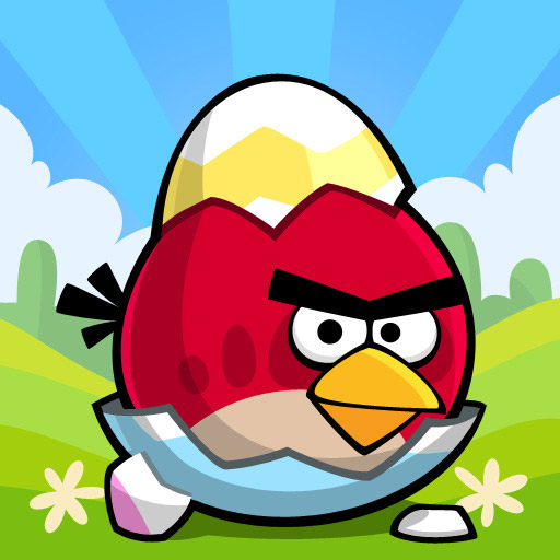 Easter Eggs: The Angry Birds Seasons Guide for Easter