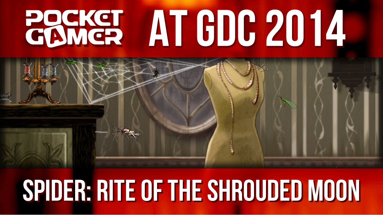 GDC 2014: Waking Mars maker Tiger Style reveals all on Spider: Rite of the Shrouded Moon
