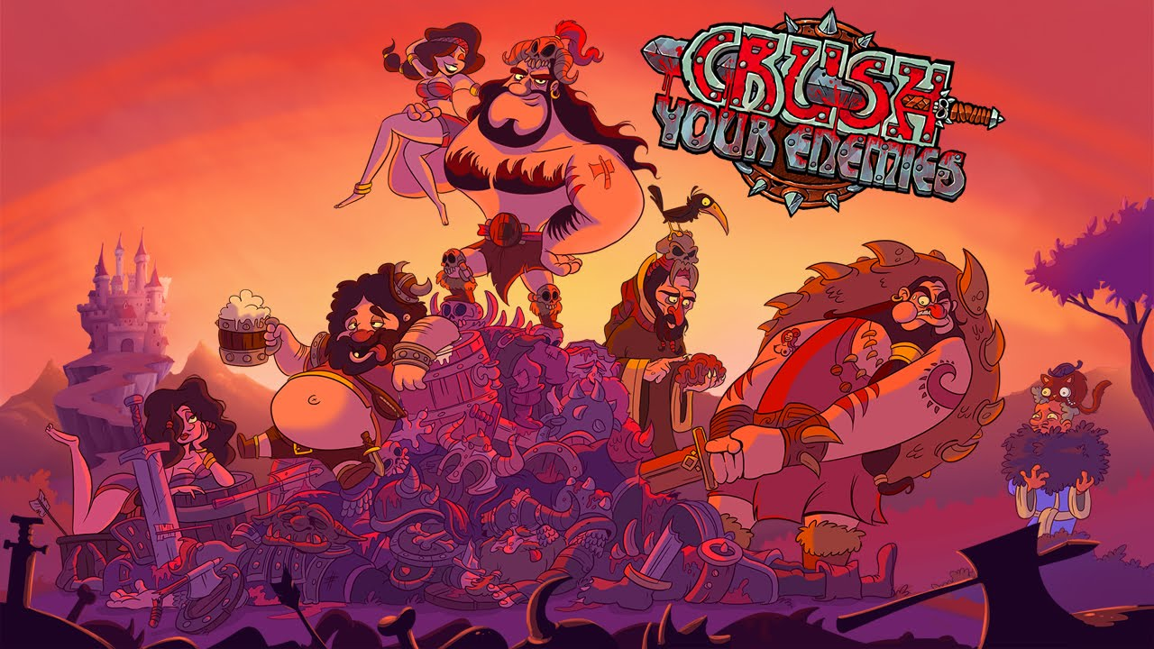 Crush Your Enemies review - yes, just like Conan | Articles
