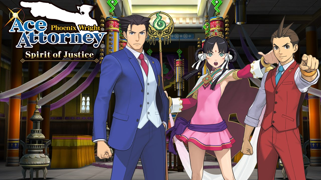 E3 2016: Ace Attorney - Spirit of Justice puts an interesting spin on the formula