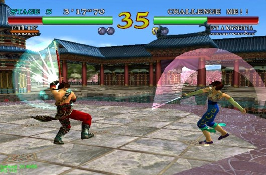 Classic beat-'em-up Soul Calibur coming 'soon' to iPhone and iPad