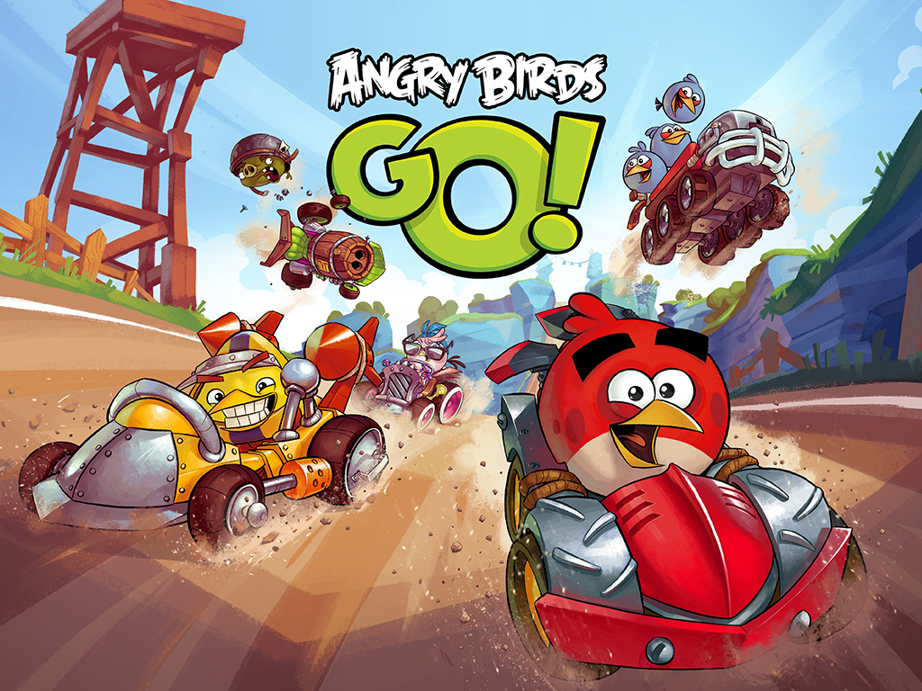Rovio manager: Angry Birds Go! is bigger than Mario Kart