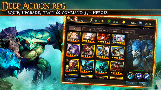 Out now: Fast-paced Chinese action-RPG Eternal Arena also offers MOBA-like multiplayer