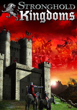 The kingdom-building MMO Stronghold Kingdoms is now available on iPhone and iPad