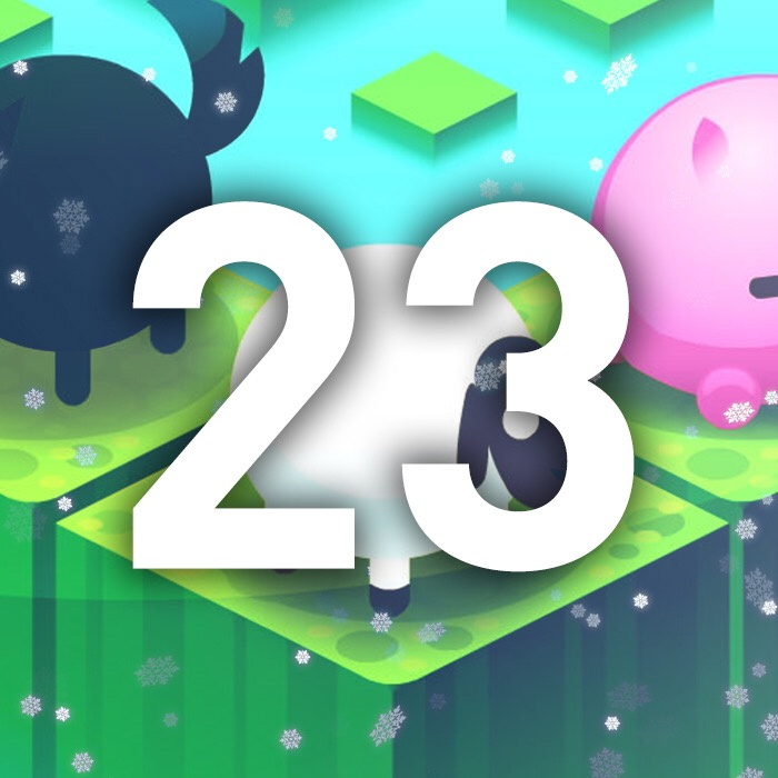 Pocket Gamer's recommendation-a-day advent calendar: Divide By Sheep
