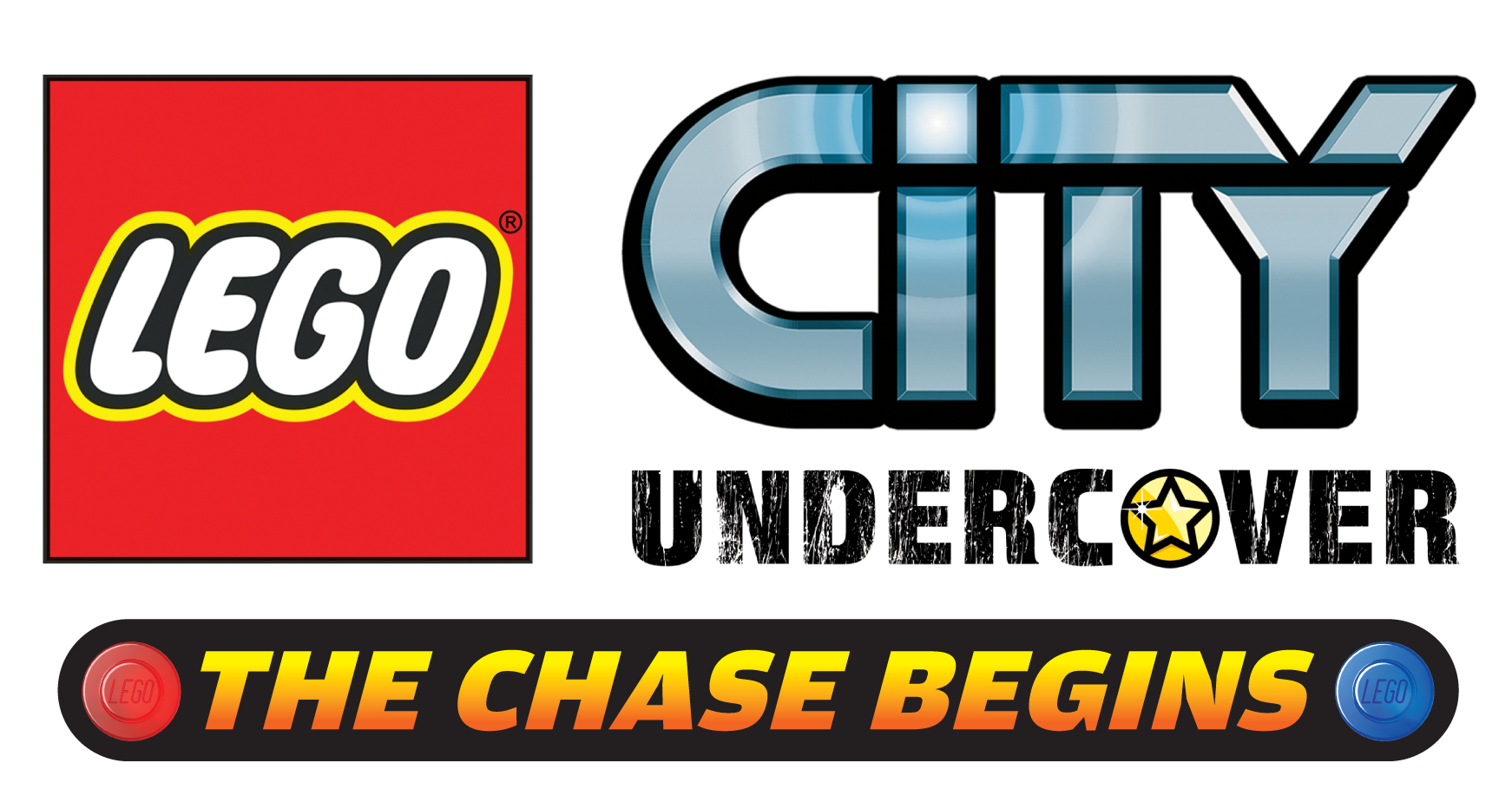Lego City Undercover: The Chase Begins icon