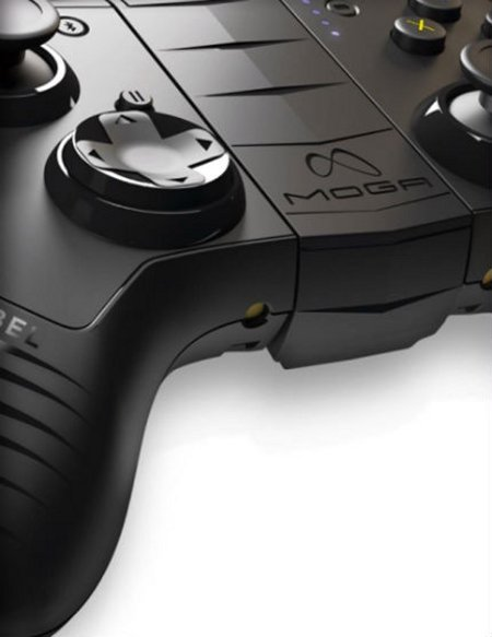 Check out this teaser image of the upcoming Bluetooth-enabled MOGA MFi controller for iPad and iPhone