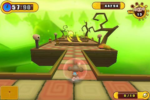 Free iPhone and iPad Games: Super Monkey Ball 2, Jump Birdy Jump, and more