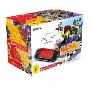 Modnation Racers PSP bundle races into German Amazon