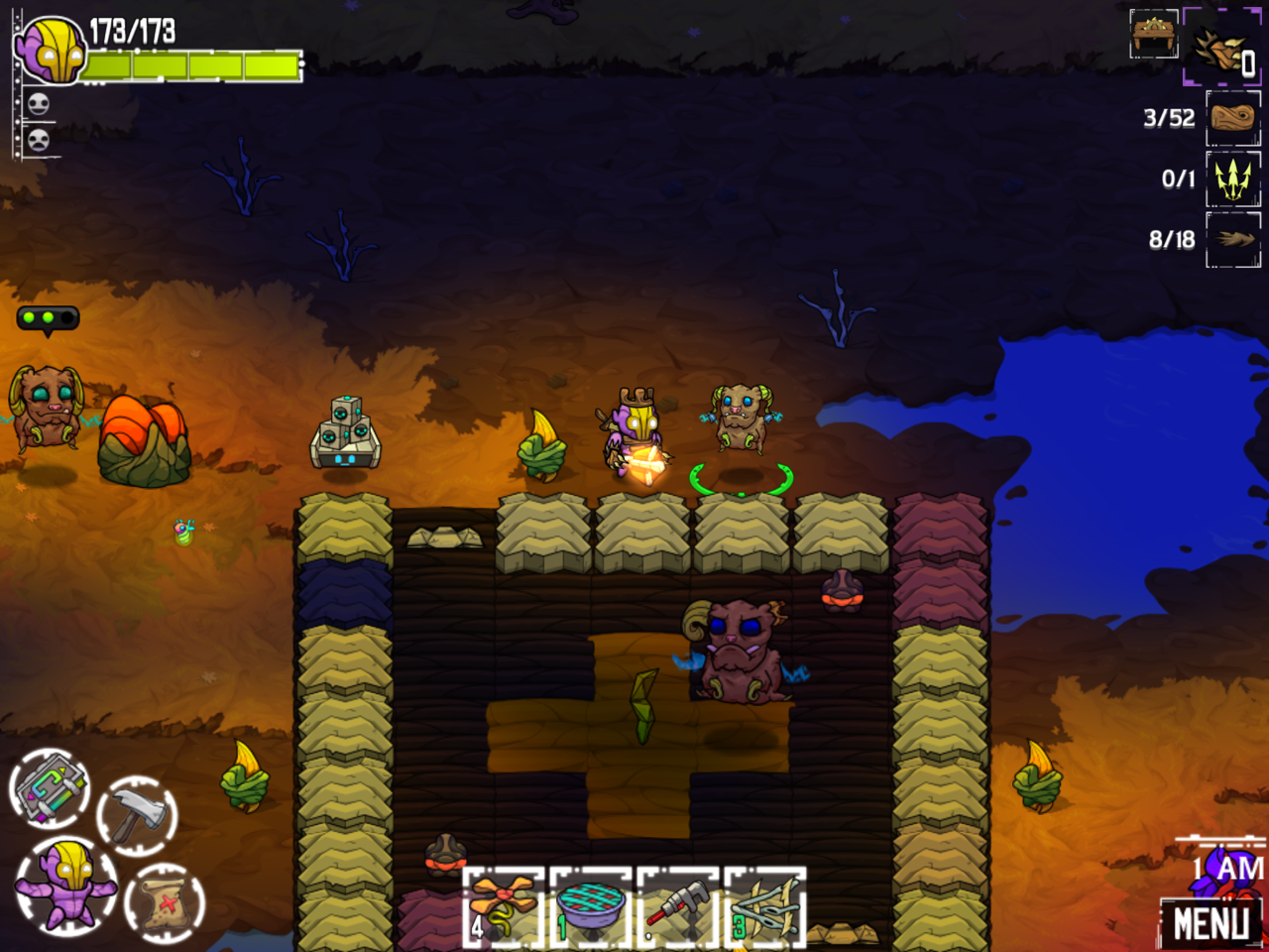 Crashlands - And it lands pretty damn well