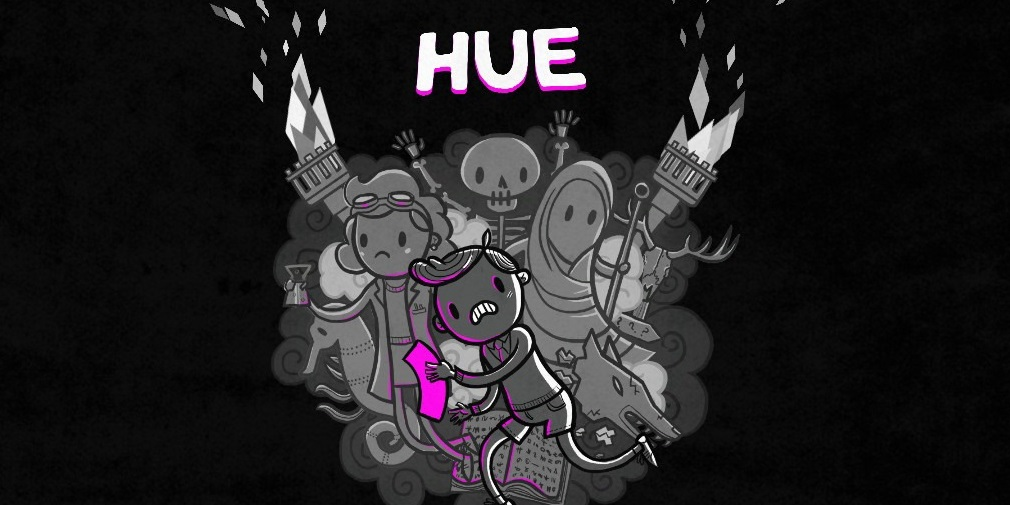 "Hue Switch review - ""A delightful, tricky, colour-hopping puzzler"""