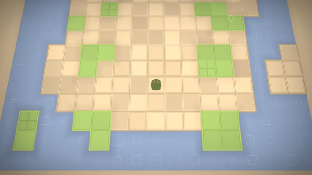 Radiangames is making a slick Zelda-inspired shooter called Legend of Gigatron