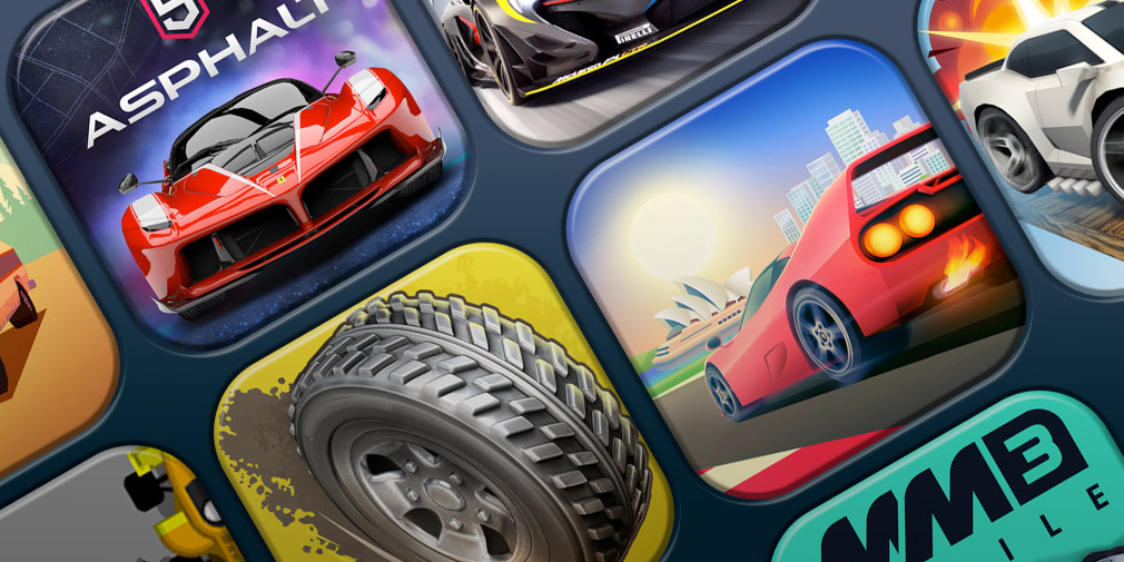 Top 25 best racing games on Android