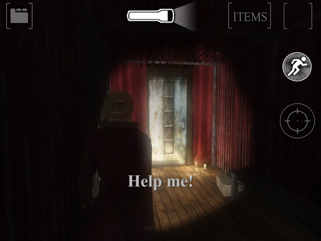 Bronze Award winning survival-horror Forgotten Memories half-price on iOS for a short time only