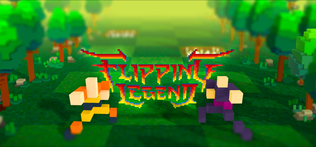 The tactical combat game Flipping Legend arrives on iOS and Android on June 14th