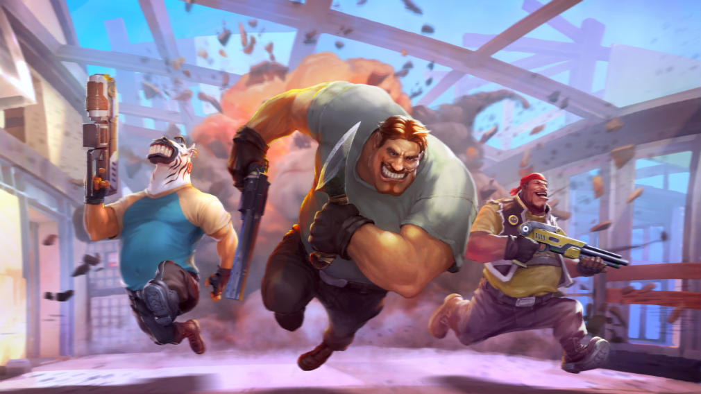 Guns of Boom is closing out its first esports season in LA with a huge cash prize