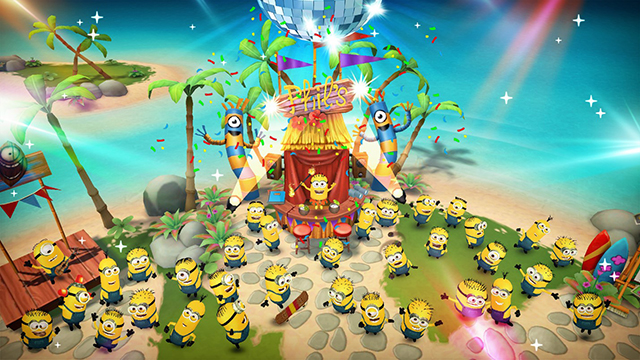 Minions Paradise is getting the party started on iOS and Android right now [Update]