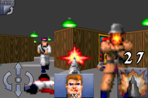 Wolfenstein 3D Classic iPhone gets Platinum update