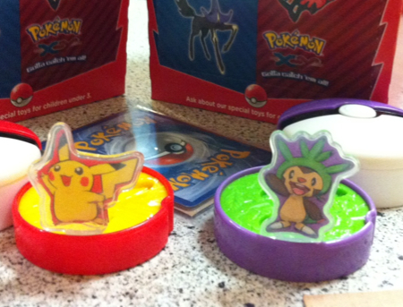 [Update] Pokemon X / Y toys finally available in US McDonald's Happy Meals