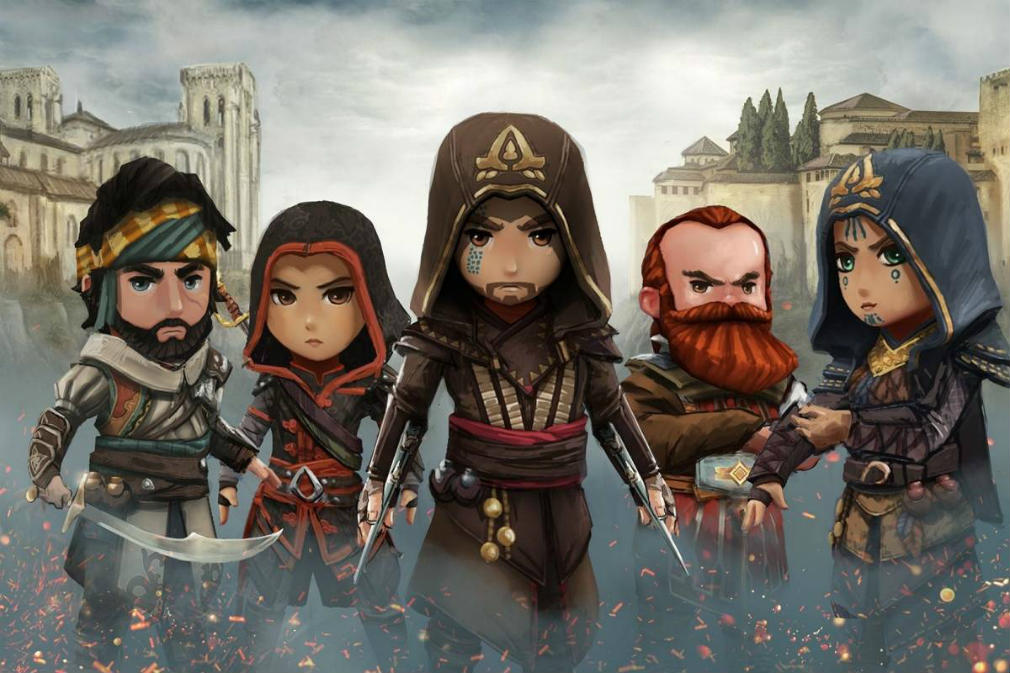 Assassin's Creed Rebellion sneaks onto iOS and Android a day early
