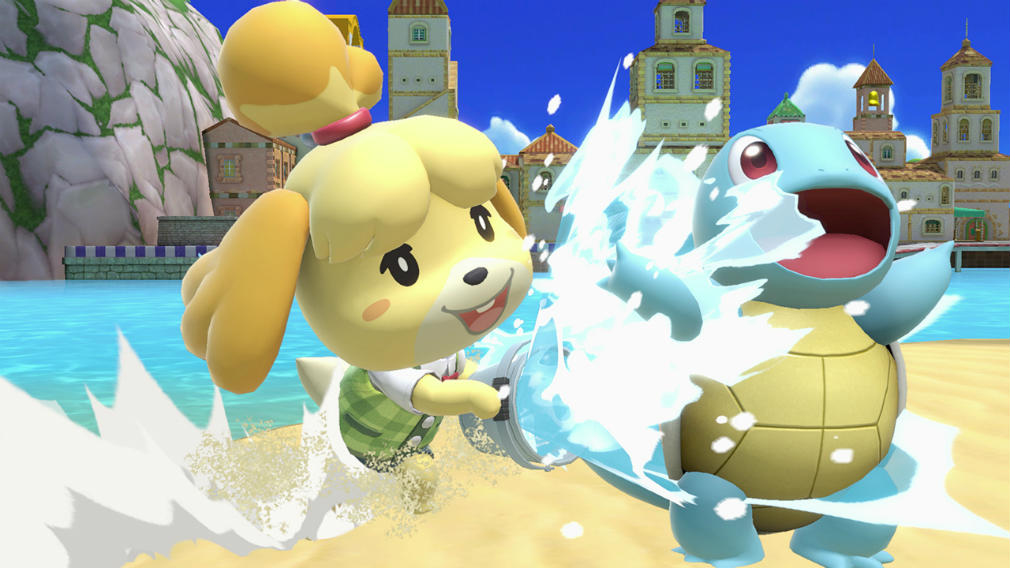 Super Smash Bros. Ultimate is already knocking out sales records