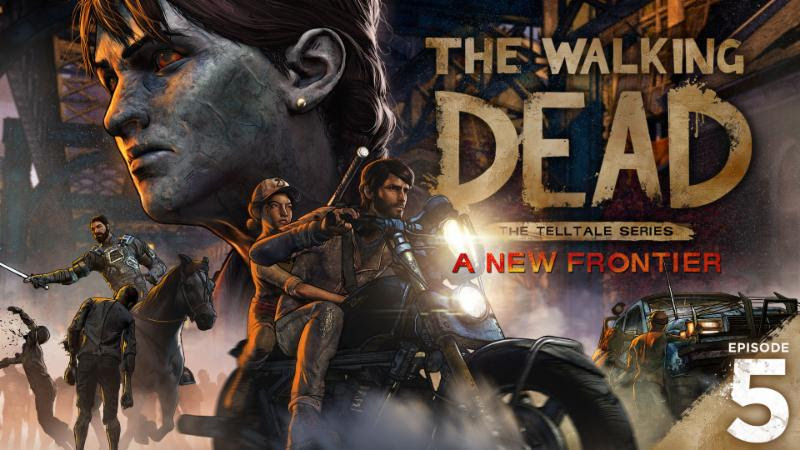 The Walking Dead: A New Frontier's final trailer is action-packed, intense, and nerve-wracking
