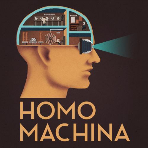 Homo Machina preview - A weird and wonderful trip through the human body