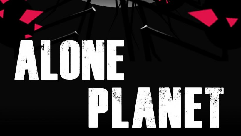 Alone Planet is an intense-looking, monochromatic puzzler by Immersion Studio, coming soon to iOS