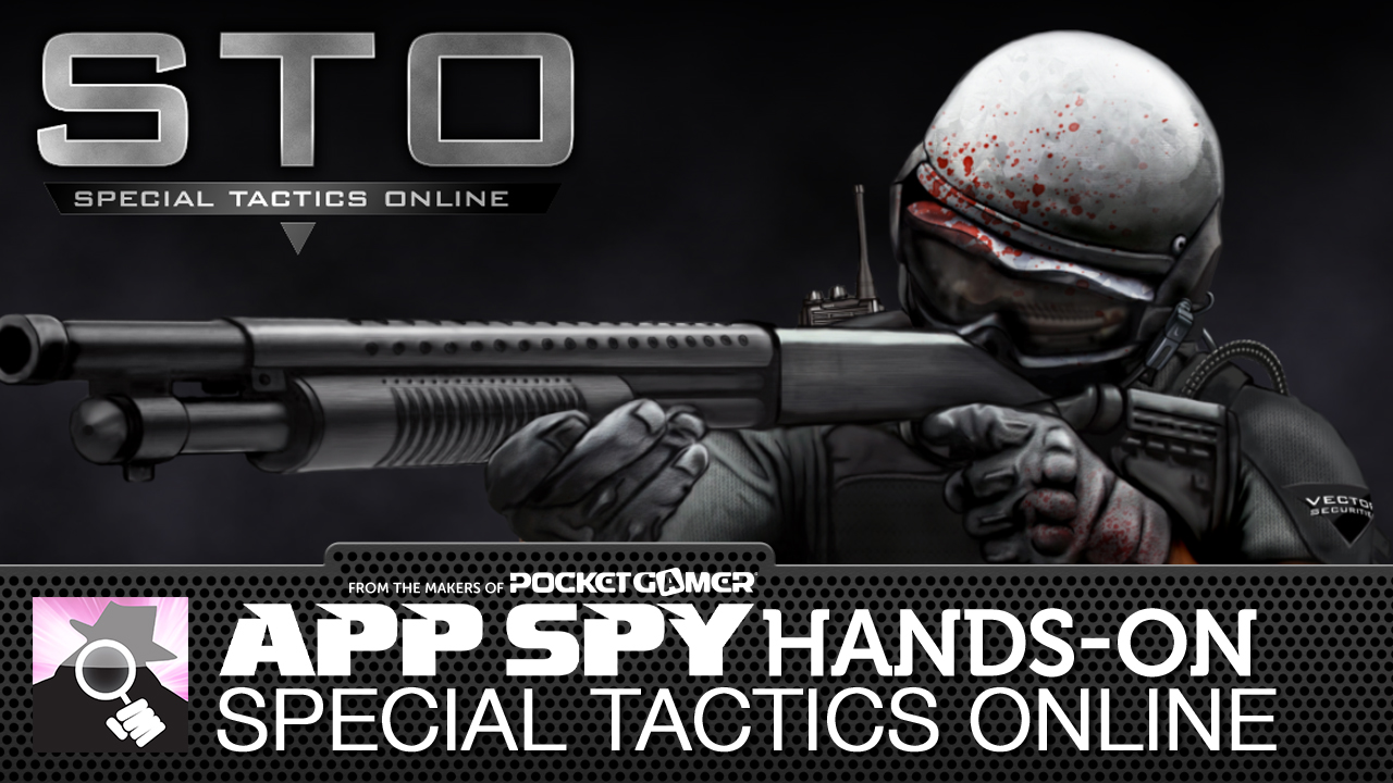 Preview: Special Tactics Online is looking to be a deep and rewarding strategy game