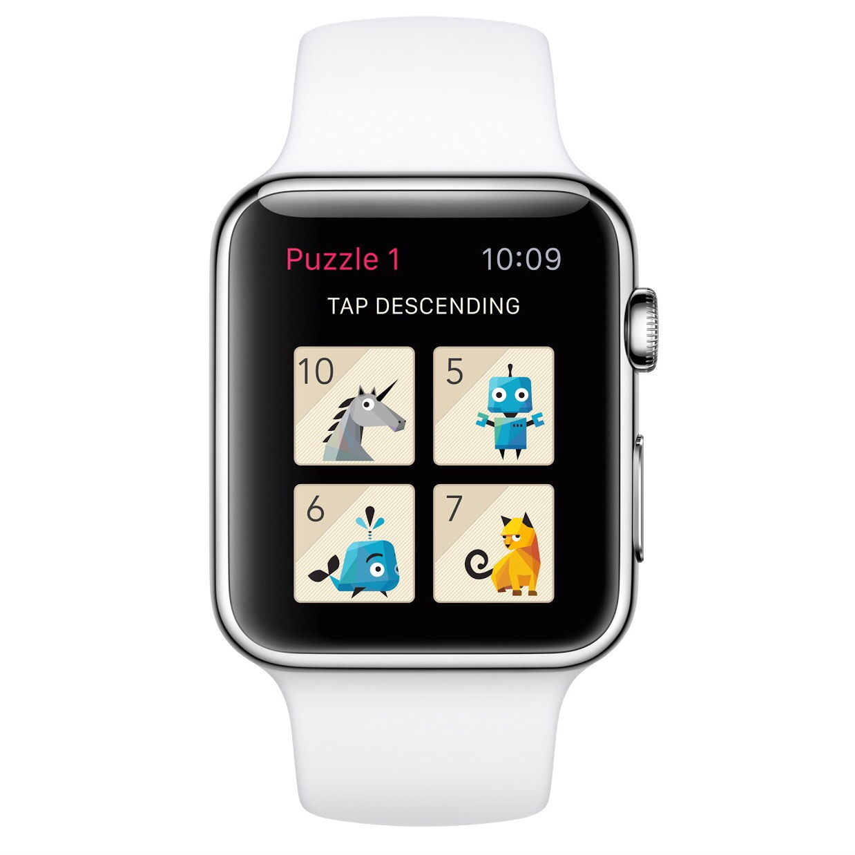 Rules! is the very first Apple Watch game to be released