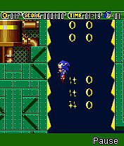 Sonic the Hedgehog 2 Crash!