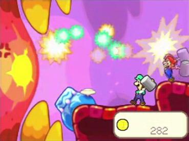 Mario and Luigi: Bowser's Inside Story icon
