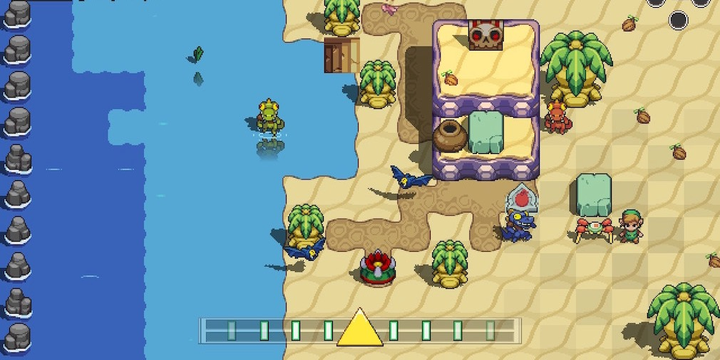 "Cadence of Hyrule review - ""Zelda gets funky"""