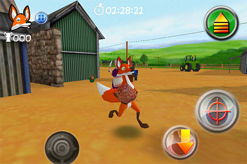 Comedic 3D adventure Outfoxed sneaking onto iOS this weekend