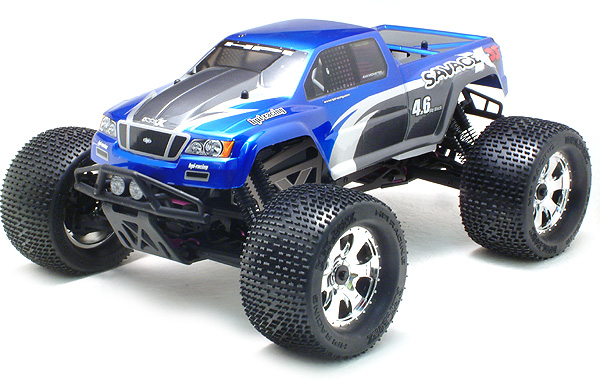 Touch Racing Nitro competition: win a high end Nitro RC truck and kit worth £469