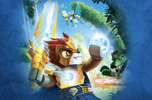 Lego Legends of Chima: Laval's Journey icon