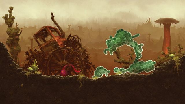 Bizarre fungal fumbler Mushroom 11 will hopefully be coming to iOS, Android, and handheld