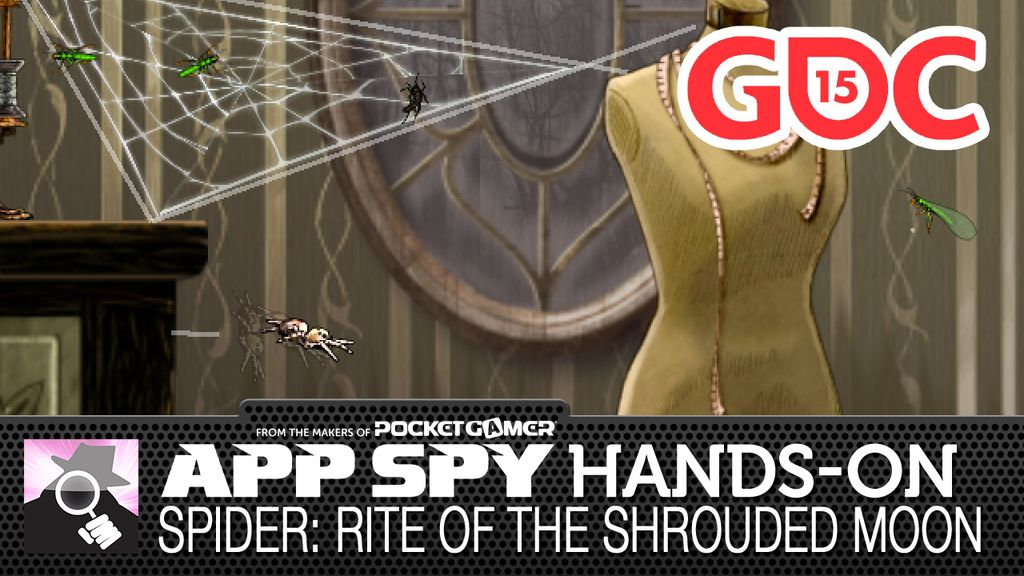 GDC 2015: Hands-on with Spider: Rite of the Shrouded Moon - a creepy puzzler you'll want to play when it's raining