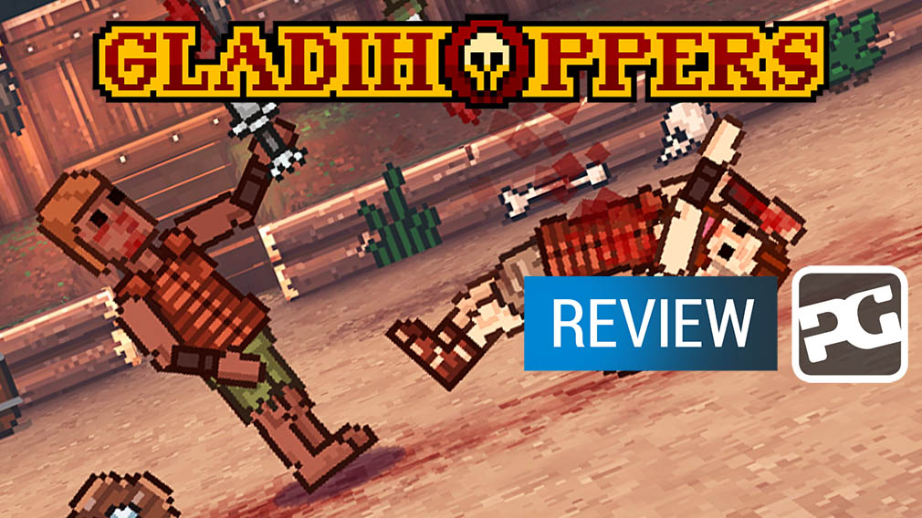 "Gladihoppers video review - ""Are you not entertained?"""