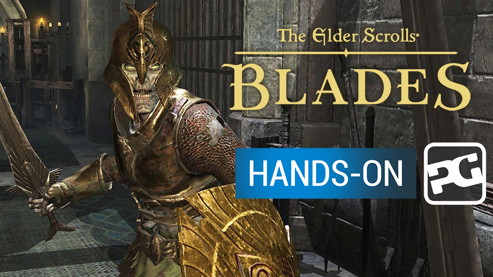"The Elder Scrolls: Blades video preview - ""The first quest"""