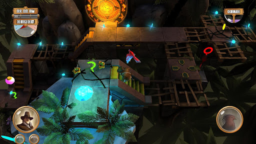 Gorgeous strategy-puzzler Hamilton's Great Adventure THD swings onto Android