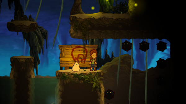 Charming Wii platformer A Boy and His Blob comes to PS Vita and Steam this month