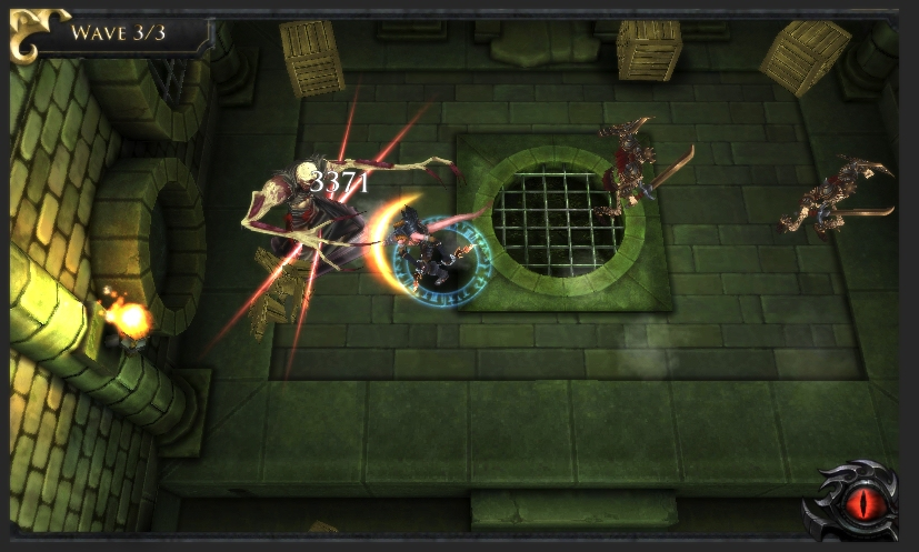 Free to play Dungeons & Dragons: Arena of War rolls for initiative and comes to the App Store
