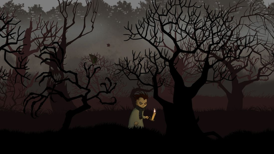Creepy hide-and-seek horror game Knock-knock will be heading to iOS and Android in October