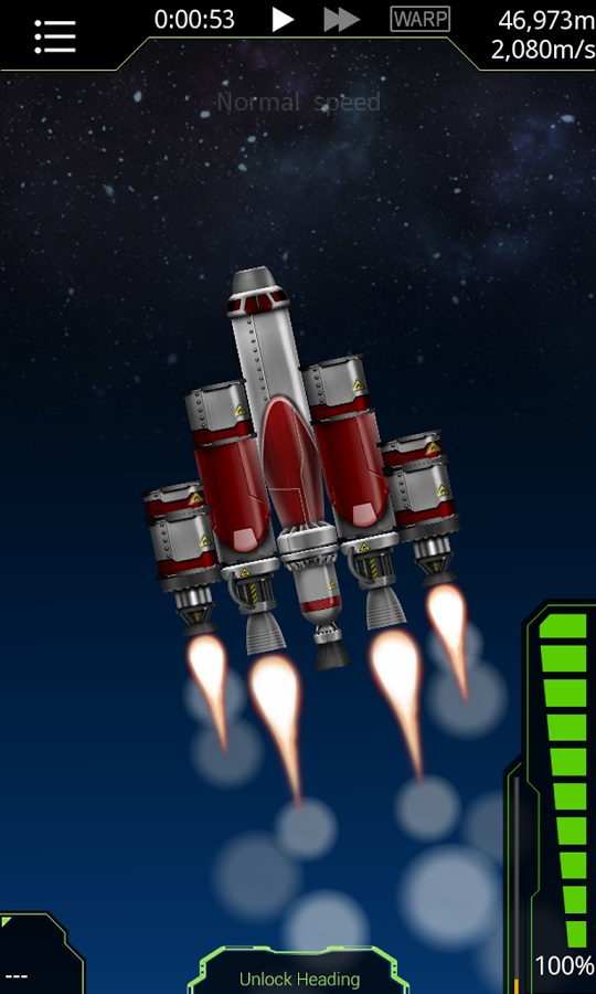 SimpleRockets, the Bronze Award-winning spaceship builder, is free right now on iPad and iPhone