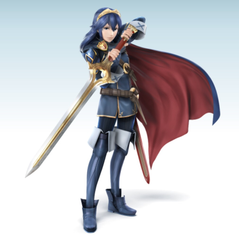 Captain Falcon and 2 Fire Emblem Awakening characters to appear in Super Smash Bros. for 3DS