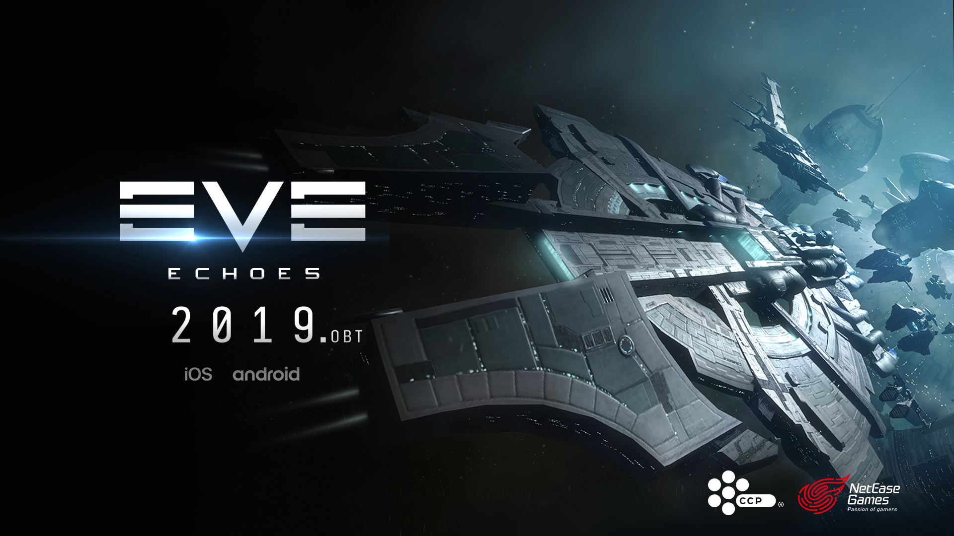 CCP Games is bringing epic space battles to mobile in EVE: Echoes